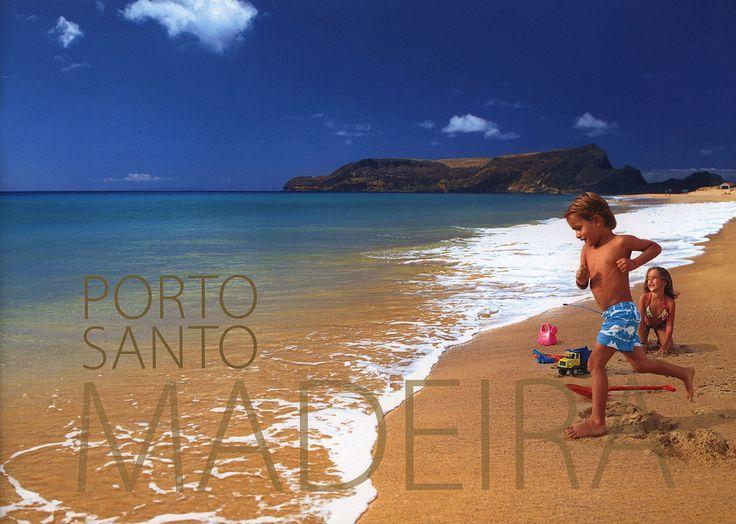 https://flic.kr/p/GrtXj8 | Porto Santo Madeira; 2010, Portugal overseas territory | tourism travel brochure | by worldtravellib World Travel library