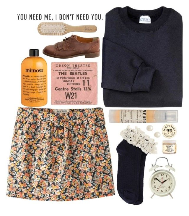 """""""you in those little high-waisted shorts."""" by zada ❤ liked on Polyvore featuring Jack Wills, Oasis, Le Labo, philosophy, Madewell, Juliet & Company, Newgate, Philip Kingsley, Burt's Bees and Bellamie"""