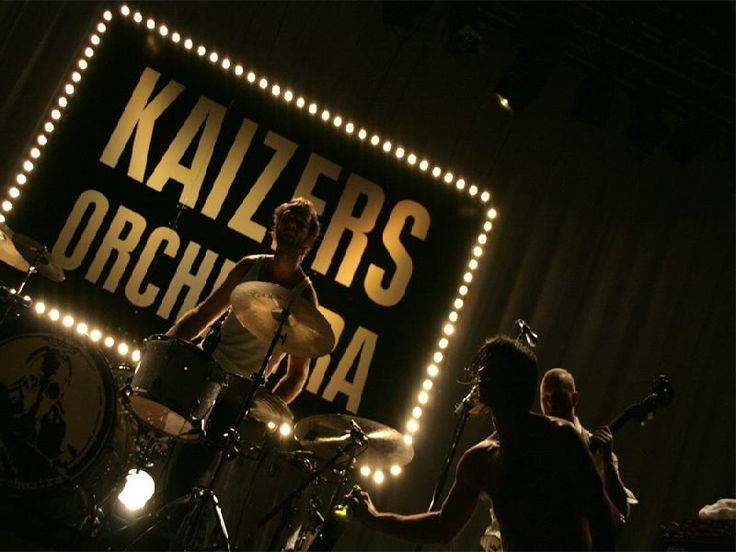 Kaizers Orchestra( Bergen 2008)