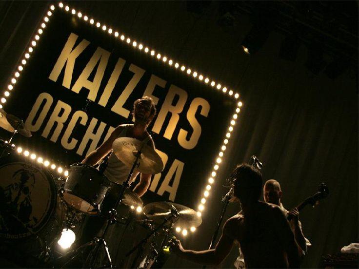 Kaizers Orchestra( Bergen 2008)