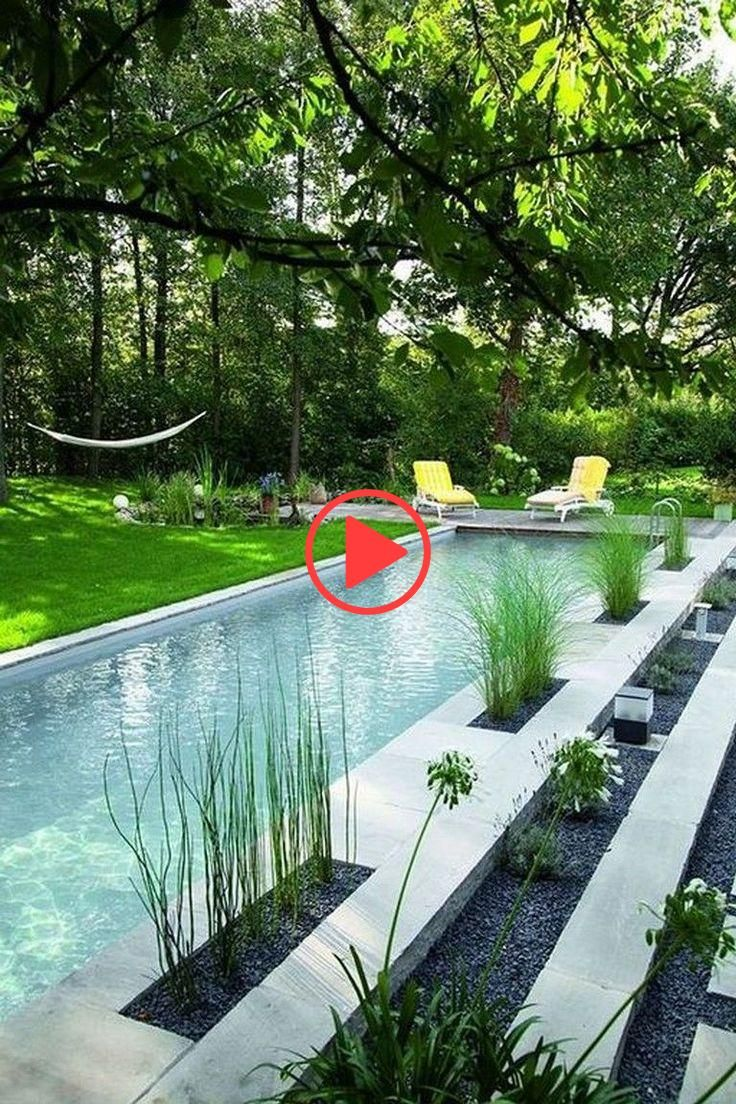 25 Beautiful Swimming Pool Garden Design Ideas Swimming Pools