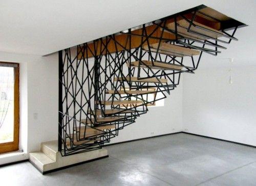Another stairway design