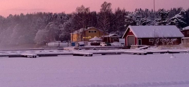Christmas  in Sommaröstrand
