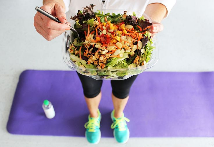 Blog: What Should You Eat After Your Workout?