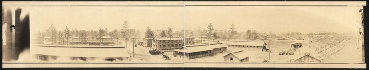 Lex Anteinternet: Birds eye view of Camp Joseph E. Johnston, Florida...