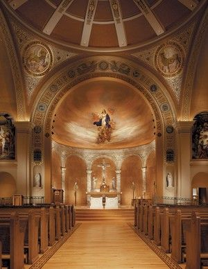 Cathedral of the Immaculate Conception, Memphis, Tennessee