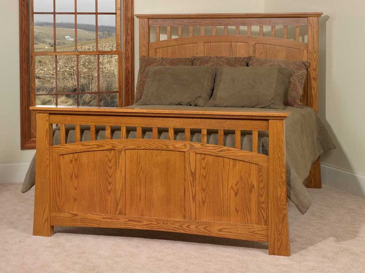 Bed. Shaker FurnitureAmish ...