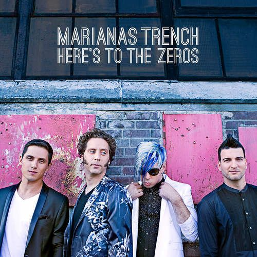 Here's to the zeros Marianas trenches new song It is AMAZING