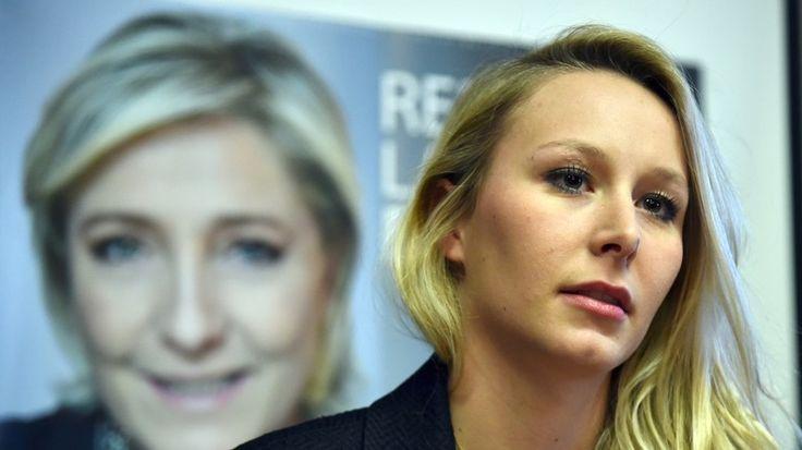 Marion Maréchal-Le Pen, députée FN du Vaucluse, est empêchée par le ministère de la Défense d'intégrer la réserve militaire car elle est parlementaire. Un «argument bidon», a assuré vendredi 3 février son entourage à l'AFP.