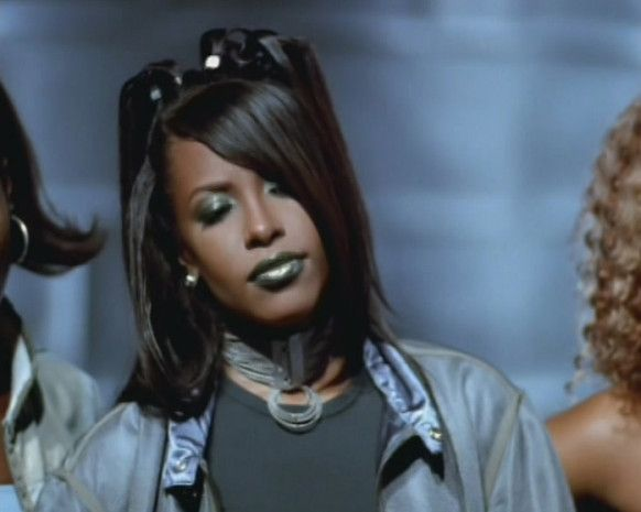 Aaliyah You Make Me Wanna Wear Late 90s Makeup Into The