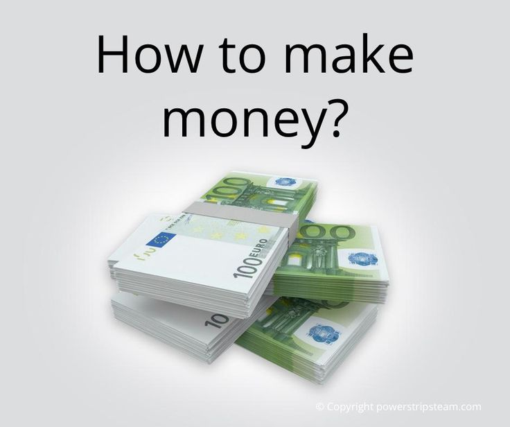 How to make money? http://bit.ly/1bQmhdT