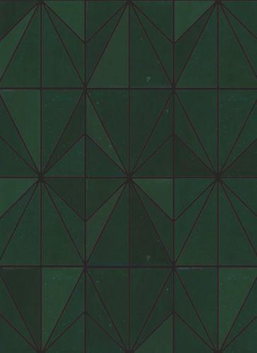 In progress... Trendy pattern by Ateliers Zelij