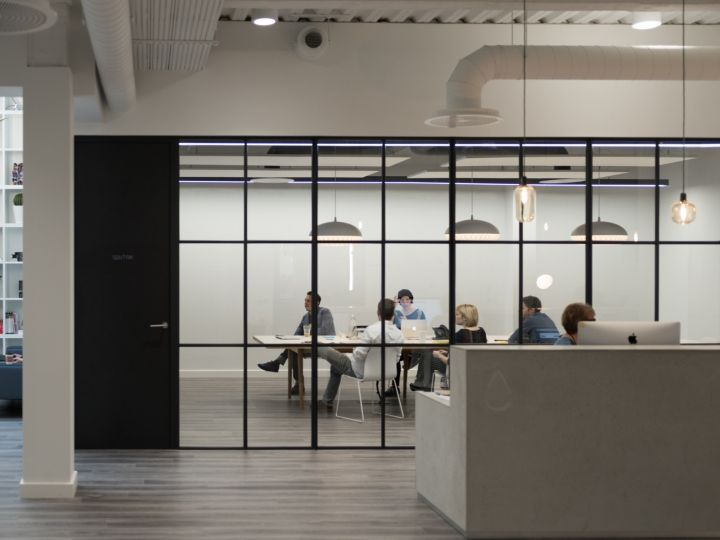 Moo offices by Peldon Rose & Trifle Creative, London – UK » Retail Design Blog
