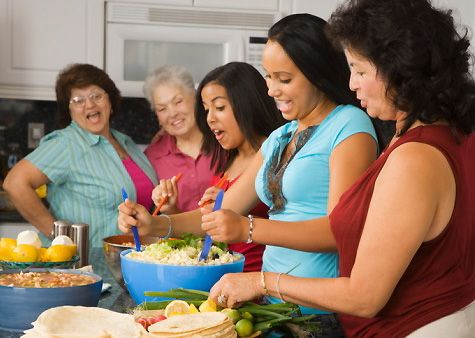 women cooking - Google Search