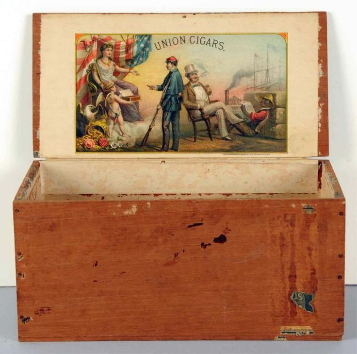 Are Old Wooden Cigar Boxes Worth Anything?