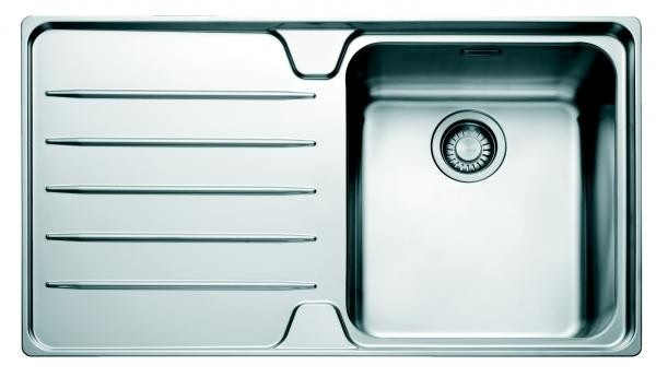 New Kitchen Sinks