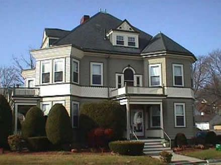 Nice Victorian Homeu0027s Exterior Color Schemes | Queen Anne Colors
