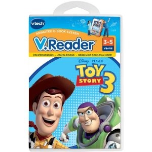 Andy is all grown up and he's leaving for college soon. What will happen to all of his toys? Join Buzz, Woody, and the gang as they end up at Sunnyside Daycare. They're excited to play with kids again, but all is not as it seems. Help the toys by building core reading skills with letter identification, beginning sounds and so much more!