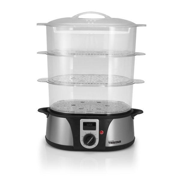 Multicuiseurs et cuit-vapeurs électrique : Cuiseur Vapeur 12L