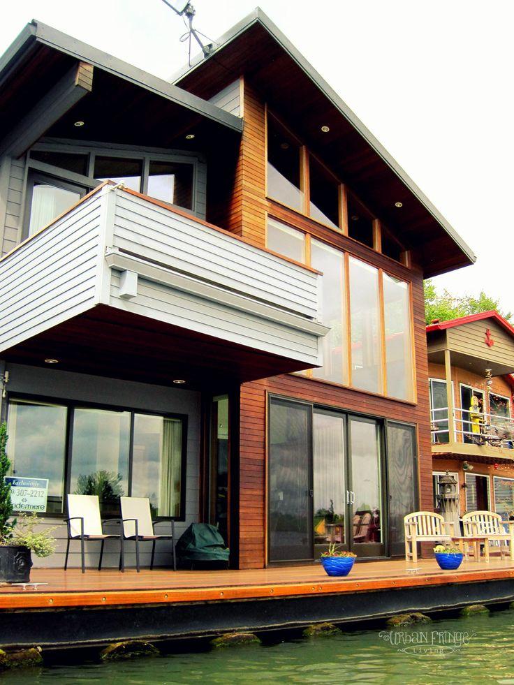 18 best Float Houses images on Pinterest | Floating house ...