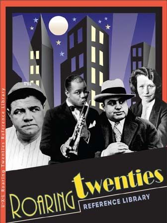 WebQuest: The Great Gatsby Era - A Roaring Good Time!: created with Zunal WebQuest Maker