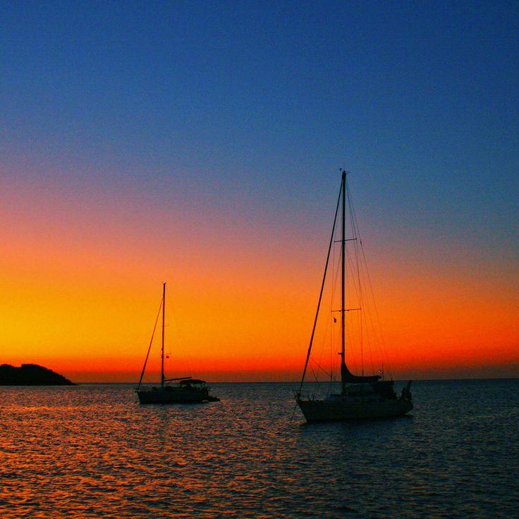 Sailing Symi