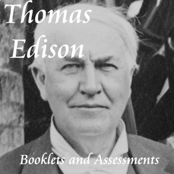 Help your students practice and prepare for reading comprehension assessment AND learn about Thomas Edison at the same time. This resource includes an 8 page printable booklet plus assessment resources. This is a great tool for building reading endurance and practicing finding text evidence.