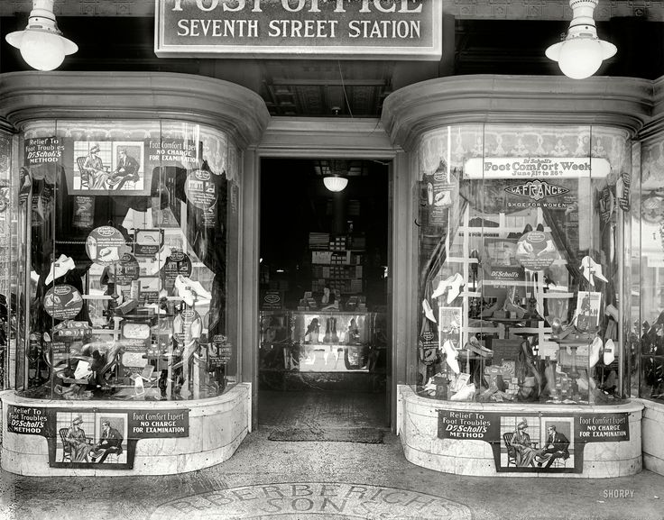 25 best images about old stores on pinterest the old for 1920s window