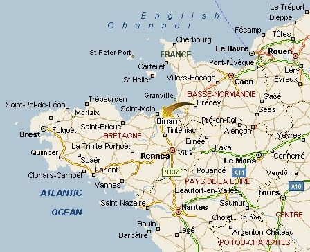 map of d day beach landings