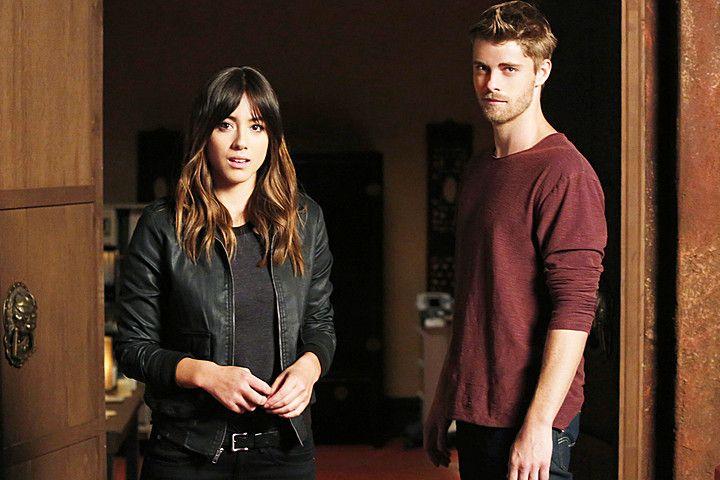 'Agents of SHIELD' S3 Ups Luke Mitchell to Series Regular