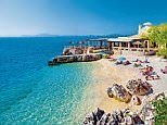 Villa specialist operators are now enjoying a comeback, especially at the higher end of the market in Corfu, finds The Mail on Sunday's Frank Barrett during a literary tour of the island.