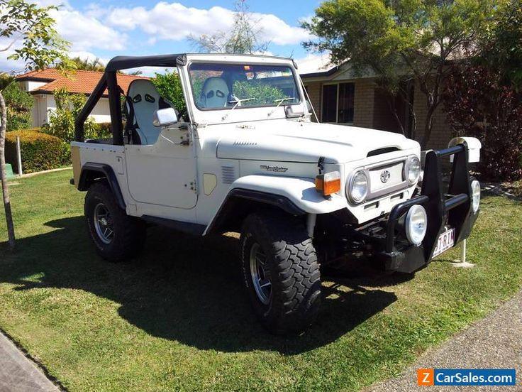 Toyota Landcruiser FJ 40 Short wheel base #toyota #landcruiser #forsale #australia