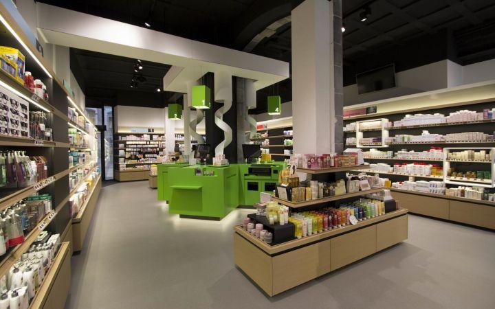 The pharmacy of Tomorrow by Studio Dott, Antwerp – Netherlands