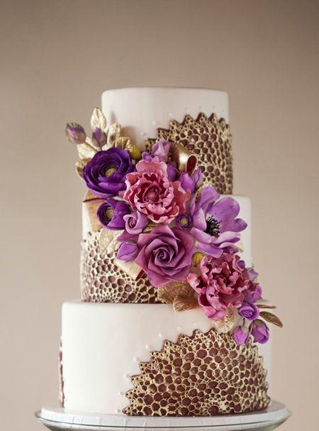 Düğün pastası ile görsel şölen yaratın!