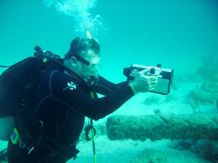 Charlie Beeker is the type of professor any diver would want to have. He loves  The Creature from the Black Lagoon, scuba diving in Grand Cayman (the east end, specifically), and he heads up the Academic Diving and Underwater Science program at Indiana State University. Read more about this scuba diver's job.