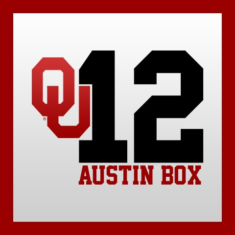 #12! RIP Austin Box.