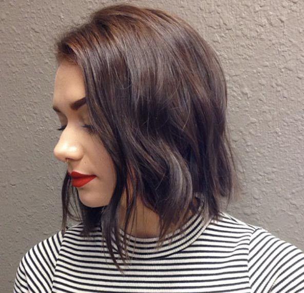 Asymmetrical Bob Hairstyles To Astonish Everyone - Styles Art