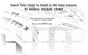 how to teach a child to read for free