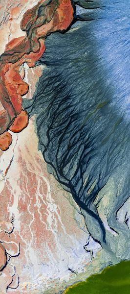 V Ranger Uranium Mine, Kakadu National Park, NT
