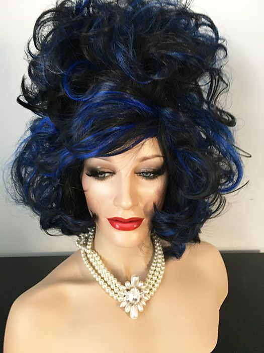 440 Best Drag Queen Wigs Images On Pinterest Drag Queens