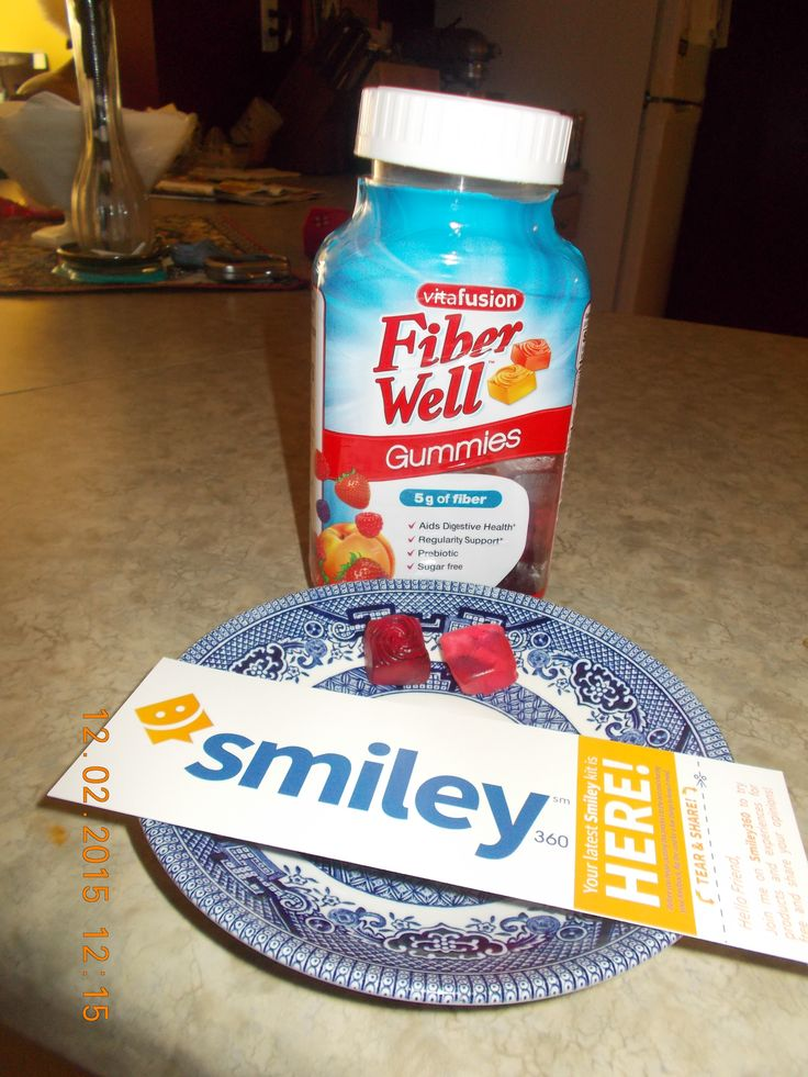 Fiber well gummies from #vitafusion free from @smiley360 healthy digestive!