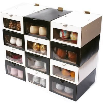 M s de 25 ideas incre bles sobre organizador de zapatos en for Mueble zapatero colombia