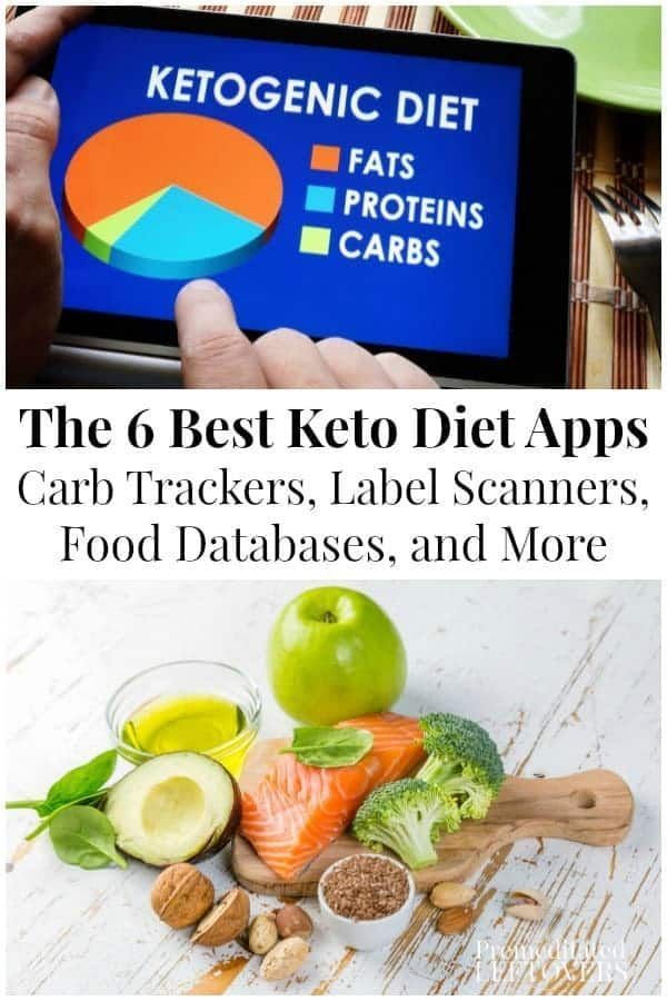 These 6 Keto Diet Apps Will Help Keep Your Low Carb Diet On Track These Apps Include Everything From Food Databases To Carb Diet Apps Best Keto Diet Keto Diet