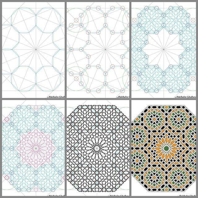 islamic geometry art