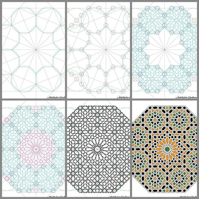 islamic geometry art