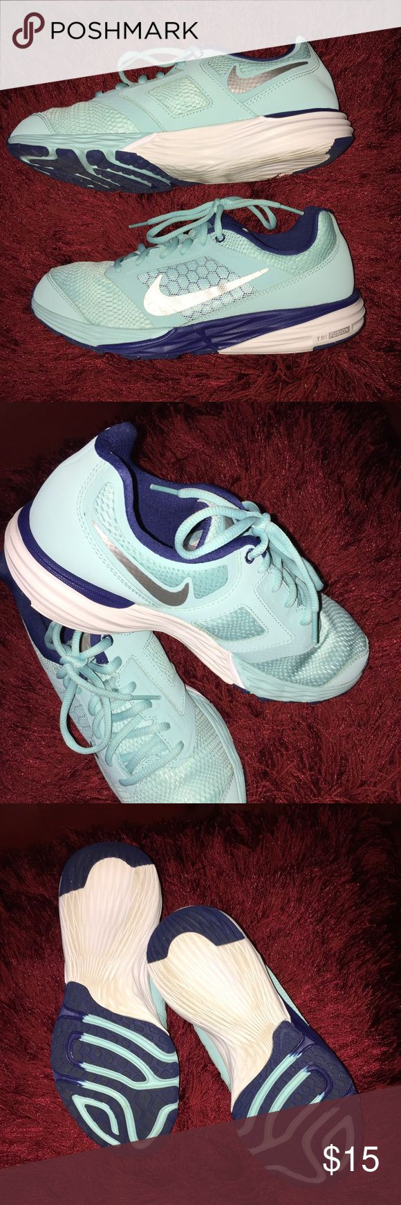 New Nike tri fusion sneakers size 6.5 women's New size 6.5 running sneakers women's NIKE TRI FUSION. nike Shoes Sneakers