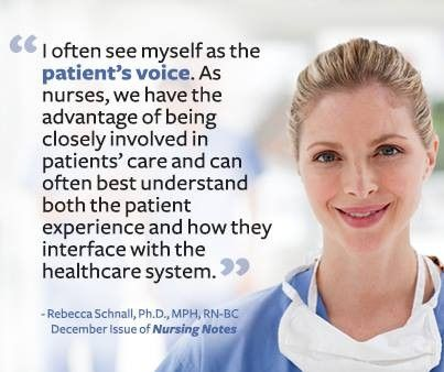 The Nurses Role in Patient Advocacy