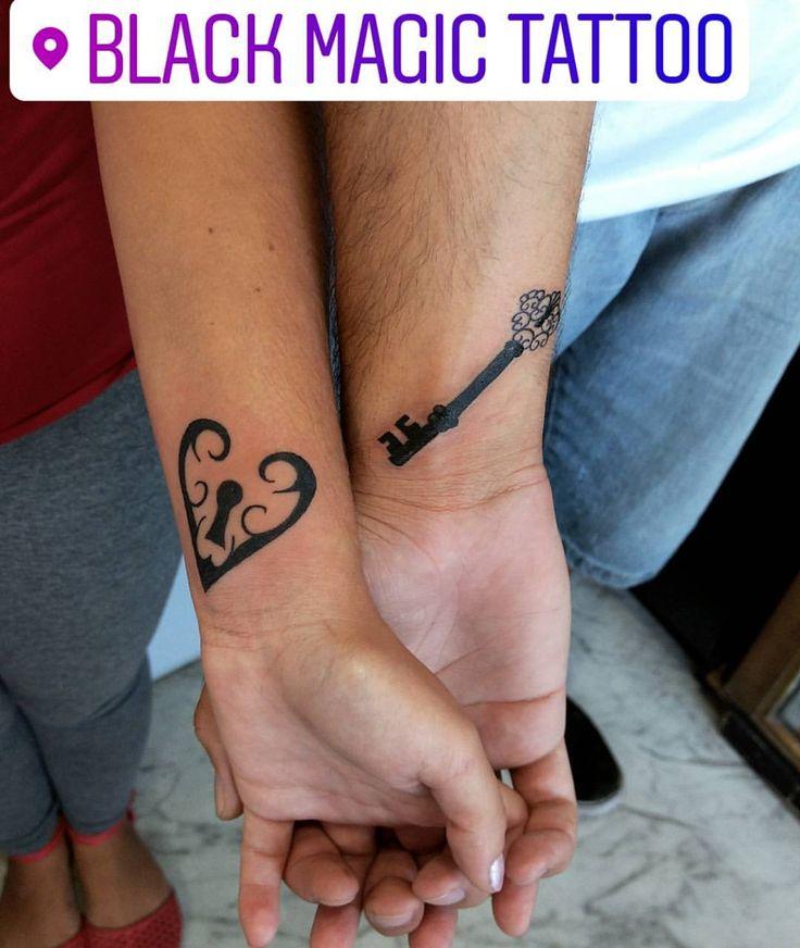 25 melhores ideias sobre tattoo namorados no pinterest for Table no 21 tattoo