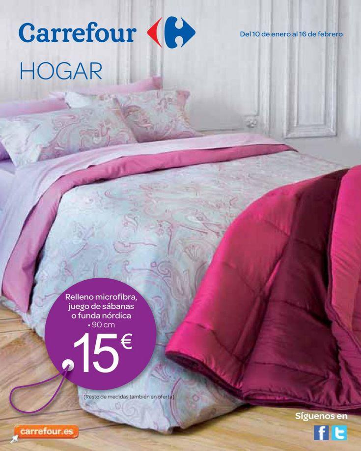 Le Carrefour Textil Hogar Est Il Toujours Pertinent Le Carrefour