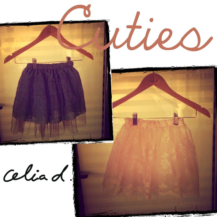 Skirts for your little one by Celiad